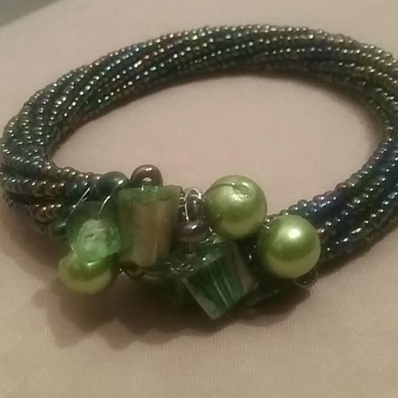 unknown Jewelry - Seed bead bracelet
